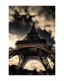 The Eiffel Tower Prints by Mark Verlijsdonk