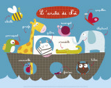 Noah's Ark Posters by Isabelle Chauvet
