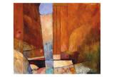 Canyon II Láminas por Tony Saladino