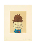 N.Y. (Self-Portrait), c.2002 Print by Yoshitomo Nara