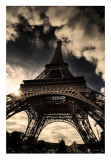 The Eiffel Tower Posters by Mark Verlijsdonk