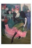Marcelle Lender Dancing Bolero Posters by Henri de Toulouse-Lautrec