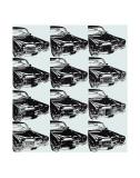 Douze voitures, 1962 Posters par Andy Warhol