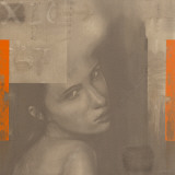 Madonna 444 Poster by John van der Valk