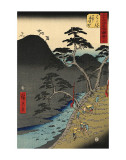 Hakone Posters by Ando Hiroshige