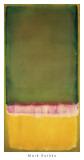 無題 1949年 ポスター : マーク・ロスコ
