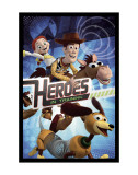 Heroes In Training Affiches