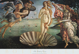 The Birth of Venus Posters by Sandro Botticelli