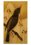 Bird II Prints by Linda Cullum