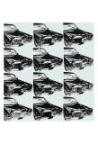 Douze voitures, 1962 Art par Andy Warhol