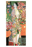 The Dancer, c.1918 Print by Gustav Klimt