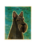 Scottish Terrier Posters by John Golden