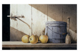 Manzanas y mantequilla Láminas por Ray Hendershot