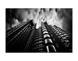 London Lloyds Prints by Marcin Stawiarz
