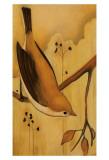 Bird III Poster by Linda Cullum