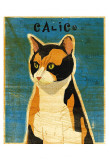 Calico Posters by John Golden