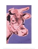 Andy Warhol - Cow, 1976 - Reprodüksiyon