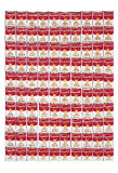 One Hundred Cans, 1962 Prints by Andy Warhol