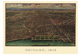 Chicago 1916 Prints by  Reincke
