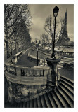 Paris Prints by Sabri Irmak