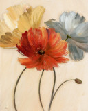 Poppy Palette I Posters par Nan 