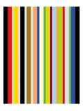 Candy Stripe Prints by Dan Bleier
