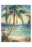 Tropical Breeze II Poster by Alexa Kelemen