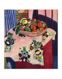 Basket with Oranges Kunstdrucke von Henri Matisse