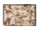 Cape Cod Holiday Print