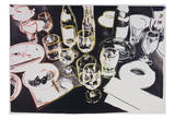 After the Party, c.1979 Poster av Andy Warhol