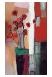 Fleurs à la maison Posters par Nancy Ortenstone