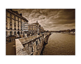 Paris Prints by Marcin Stawiarz