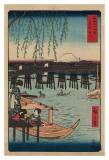 Ryogoku Posters by Ando Hiroshige