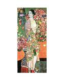 The Dancer, c.1918 Print van Gustav Klimt