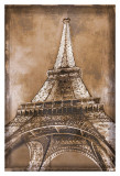 Eiffel Tower Posters by Erin Clark