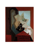 The Painter's Window Prints by Juan Gris