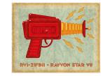 Rayvon Star VII Art by John Golden