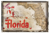 Come to Florida Posters