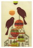 Hogar dulce hogar Arte por Amy Ruppel