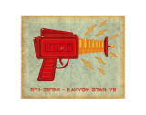 Rayvon Star VII Posters by John Golden