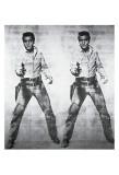 Elvis - 1963 Art par Andy Warhol