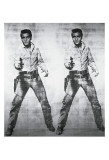 Elvis, 1963 Art by Andy Warhol
