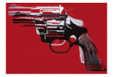 Guns, c.1981-82 Print by Andy Warhol