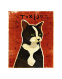 Tuxedo Prints by John Golden