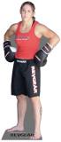MMA Fighters - Cyborg Cardboard Cutouts