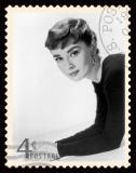Movie Stamp VII Plakaty