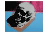 Skull, 1976 Kunst af Andy Warhol
