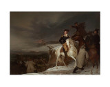 The Passage of the Delaware, c.1819 Posters by Thomas Sully