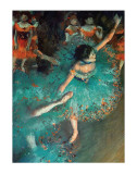 Danseuse Affiches par Edgar Degas