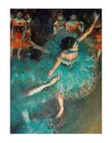 Danseuse Affiches par Edgar Degas
